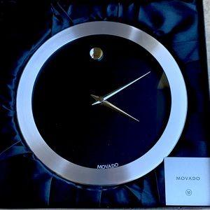 Movado Wall Clock